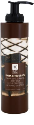 Bodyfarm Dark Chocolate telové mlieko