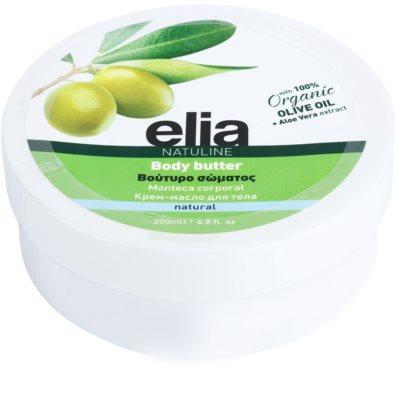 Bodyfarm Natuline Elia testvaj olívaolajjal