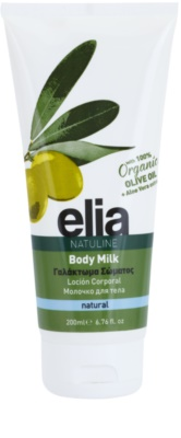 Bodyfarm Natuline Elia tělové mléko s olivovým olejem