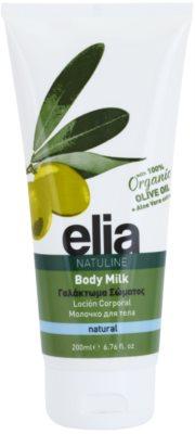 Bodyfarm Natuline Elia telové mlieko s olivovým olejom