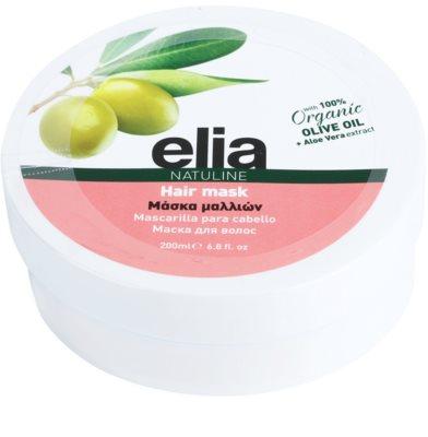 Bodyfarm Natuline Elia маска для волосся з оливковою олією