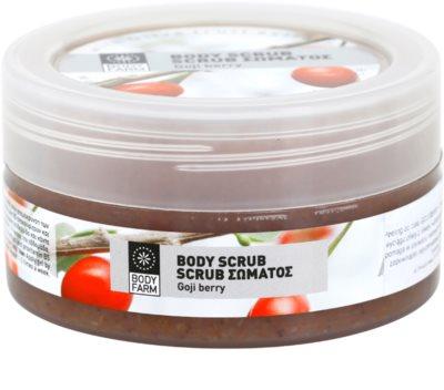 Bodyfarm Goji Berry exfoliante corporal