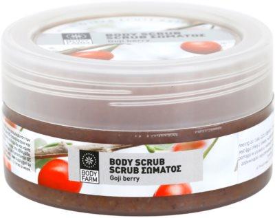 Bodyfarm Goji Berry пилинг за тяло
