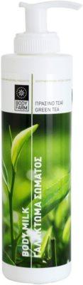 Bodyfarm Green Tea mleczko do ciała