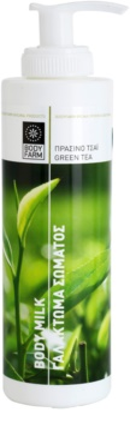 Bodyfarm Green Tea telové mlieko
