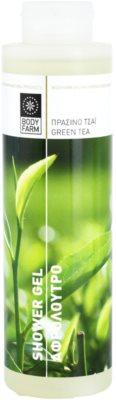 Bodyfarm Green Tea sprchový gél