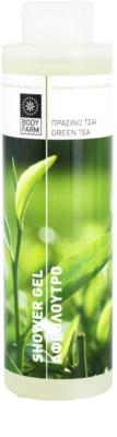 Bodyfarm Green Tea гель для душу