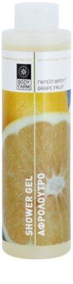 Bodyfarm Grapefruit gel za prhanje