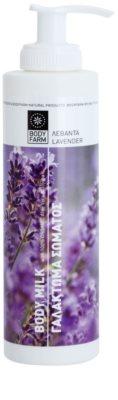 Bodyfarm Lavender lotiune de corp