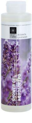Bodyfarm Lavender gel de dus