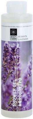 Bodyfarm Lavender gel za prhanje