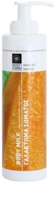 Bodyfarm Mango Körpermilch
