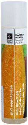 Bodyfarm Mango gel za prhanje