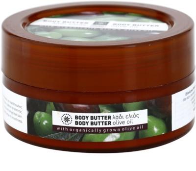 Bodyfarm Olive Oil telové maslo