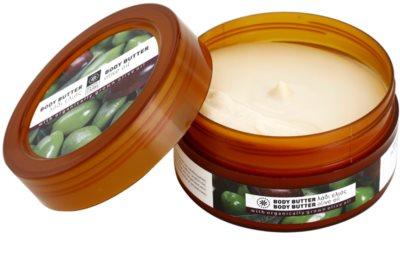 Bodyfarm Olive Oil tělové máslo 1
