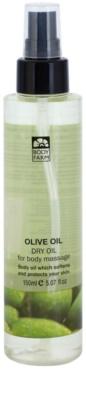 Bodyfarm Olive Oil masážní suchý olej