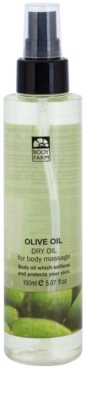 Bodyfarm Olive Oil суха масажна олійка
