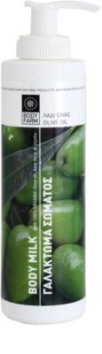 Bodyfarm Olive Oil мляко за тяло