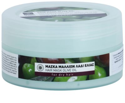 Bodyfarm Olive Oil hydratační maska pro suché vlasy
