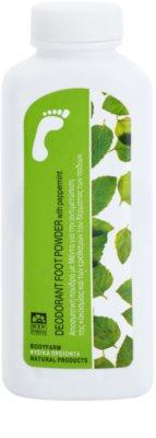 Bodyfarm Feet Care Peppermint Puder-Deodorant für die Füße