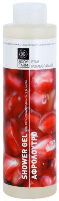 Bodyfarm Pomegranate tusfürdő gél