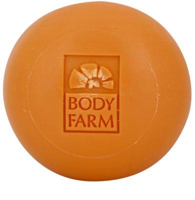 Bodyfarm Sandalwood mydlo 1