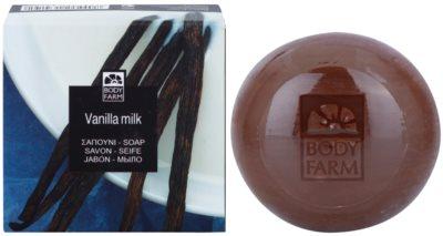 Bodyfarm Vanilla-Milk parfümös szappan