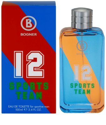 Bogner Sports Team 12 Men Eau de Toilette für Herren