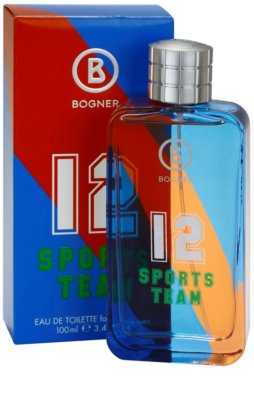 Bogner Sports Team 12 Men Eau de Toilette para homens 1