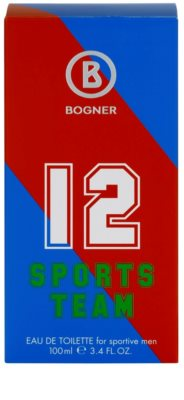 Bogner Sports Team 12 Men Eau de Toilette para homens 4
