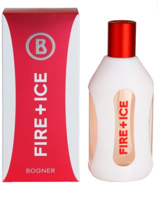 Bogner Fire + Ice for Women Eau de Toilette para mulheres
