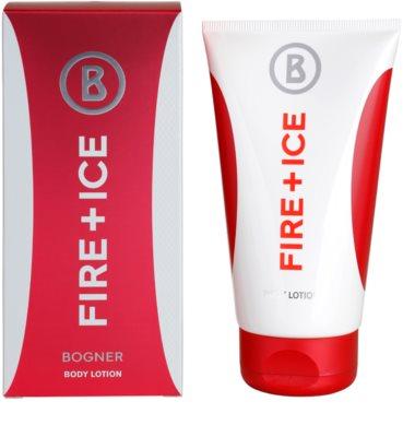 Bogner Fire + Ice for Women telové mlieko pre ženy