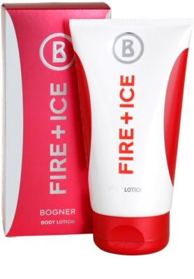 Bogner Fire + Ice for Women leite corporal para mulheres 1