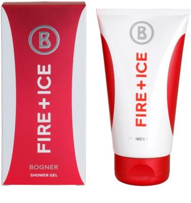 Bogner Fire + Ice for Women sprchový gel pro ženy