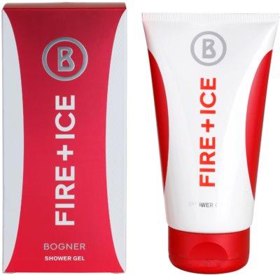 Bogner Fire + Ice for Women żel pod prysznic dla kobiet