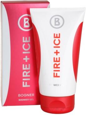 Bogner Fire + Ice for Women sprchový gel pro ženy 1