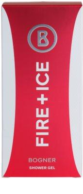 Bogner Fire + Ice for Women sprchový gel pro ženy 3