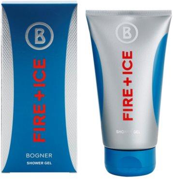 Bogner Fire + Ice for Men gel za prhanje za moške