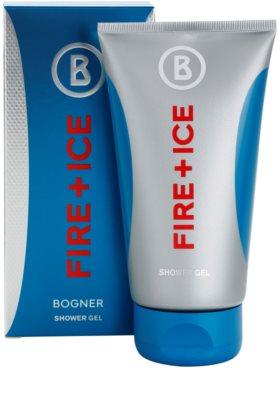 Bogner Fire + Ice for Men gel de ducha para hombre 1