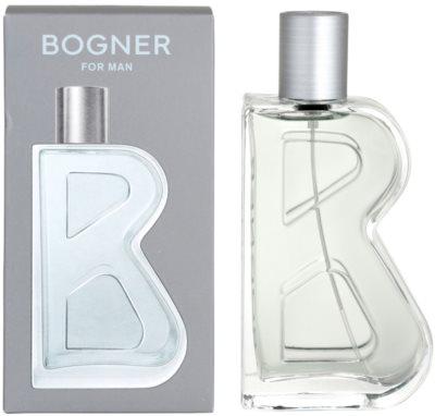 Bogner For Man eau de toilette para hombre