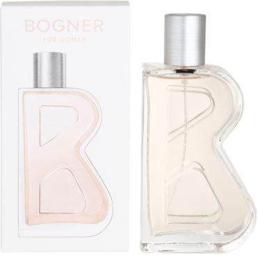 Bogner For Woman Eau de Toilette para mulheres
