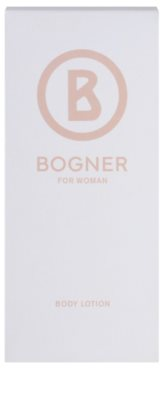 Bogner For Woman Körperlotion für Damen 1