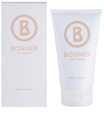 Bogner For Woman Körperlotion für Damen