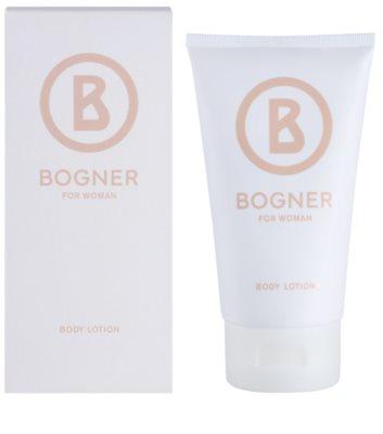 Bogner For Woman testápoló tej nőknek