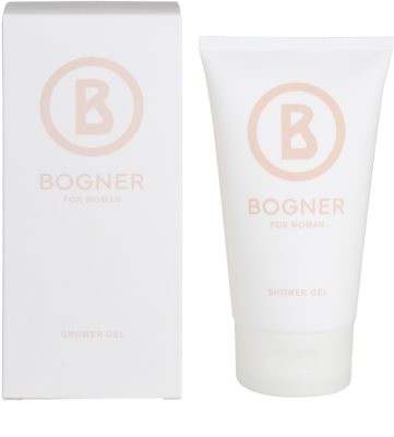 Bogner For Woman gel de duche para mulheres