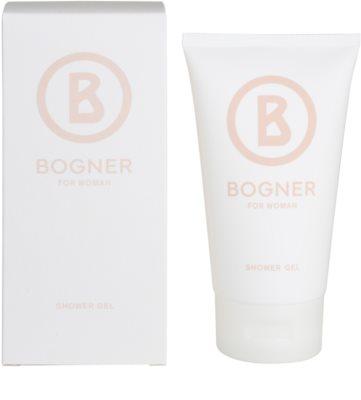 Bogner For Woman sprchový gel pro ženy