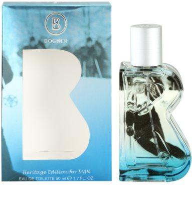 Bogner Heritage Edition for Man eau de toilette férfiaknak