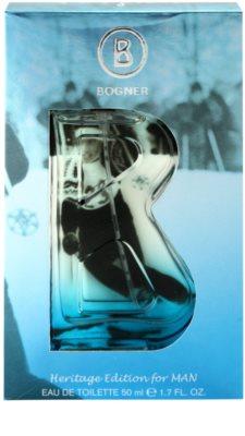 Bogner Heritage Edition for Man eau de toilette férfiaknak 4