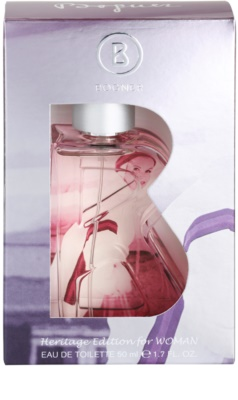 Bogner Heritage Edition for Woman eau de toilette para mujer 4
