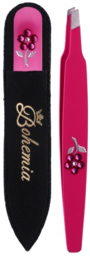 Bohemia Crystal Bohemia Swarovski Nail File and Tweezers set cosmetice II.